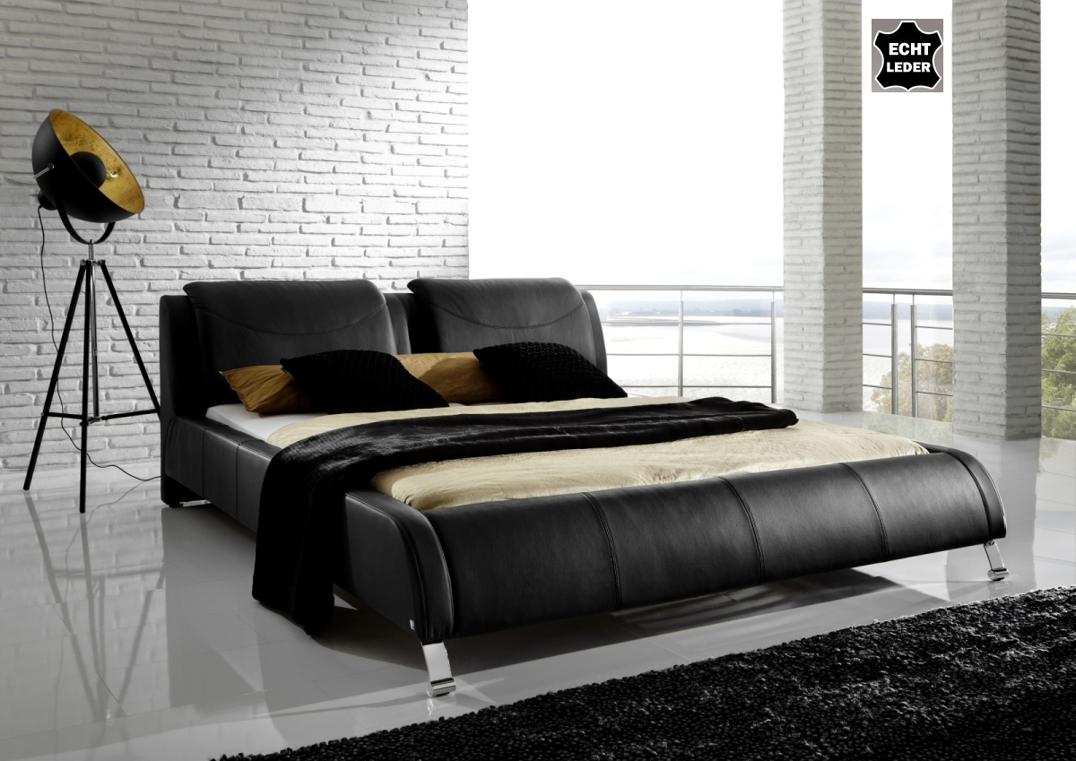 g nstige massive leder holz und boxspring betten in allen ma en bei supply24. Black Bedroom Furniture Sets. Home Design Ideas