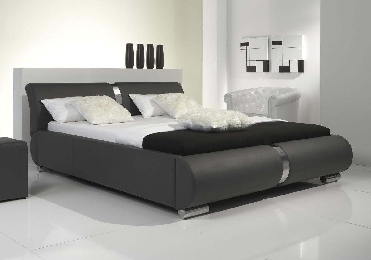 polsterbetten leder preisvergleiche erfahrungsberichte und kauf bei nextag. Black Bedroom Furniture Sets. Home Design Ideas