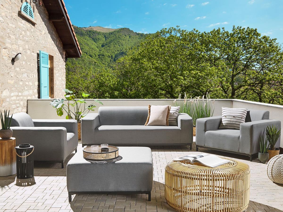 Lounge Gartenmöbel Set