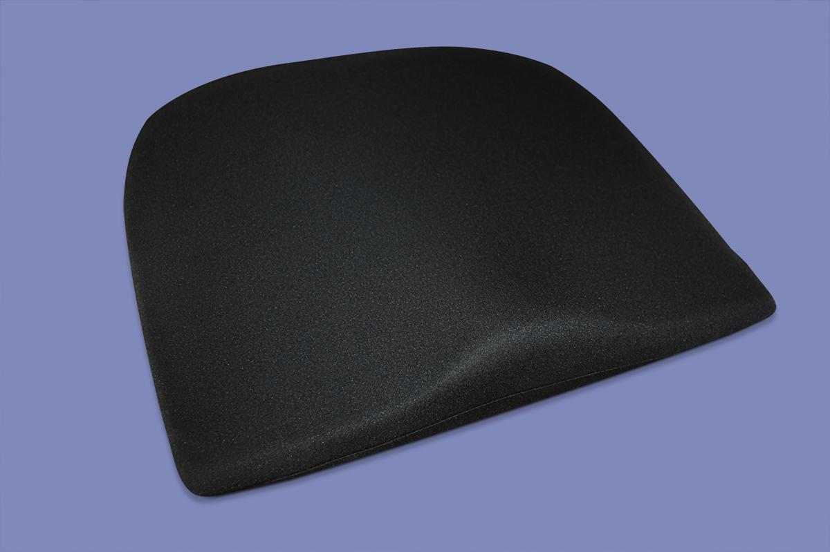 keilkissen mit gel visco viscoelastisches sitzpolster. Black Bedroom Furniture Sets. Home Design Ideas